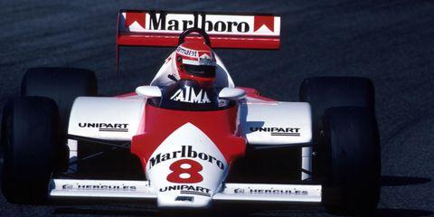 McLaren MP4-1E