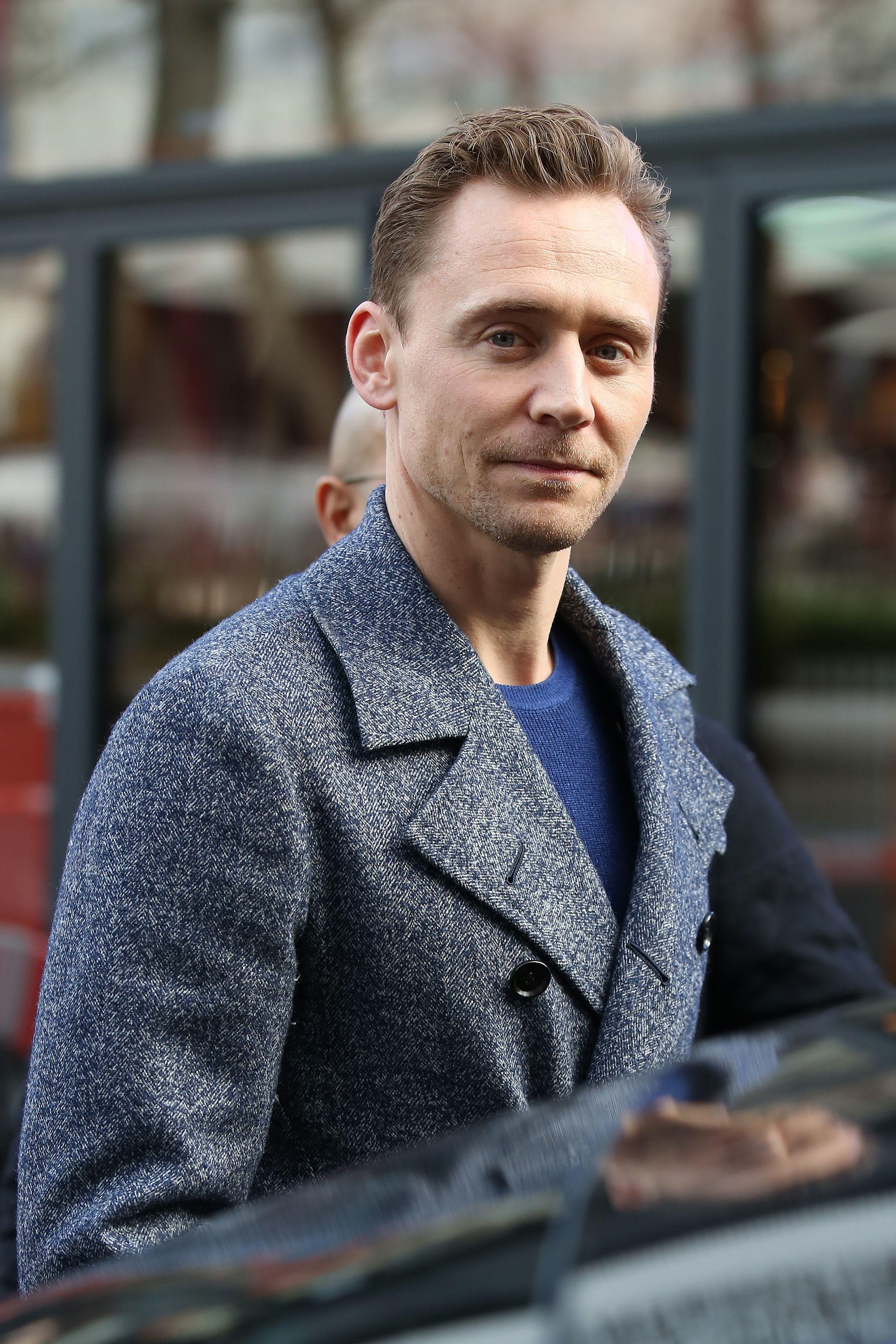 湯姆希德斯頓,Tom Hiddleston,