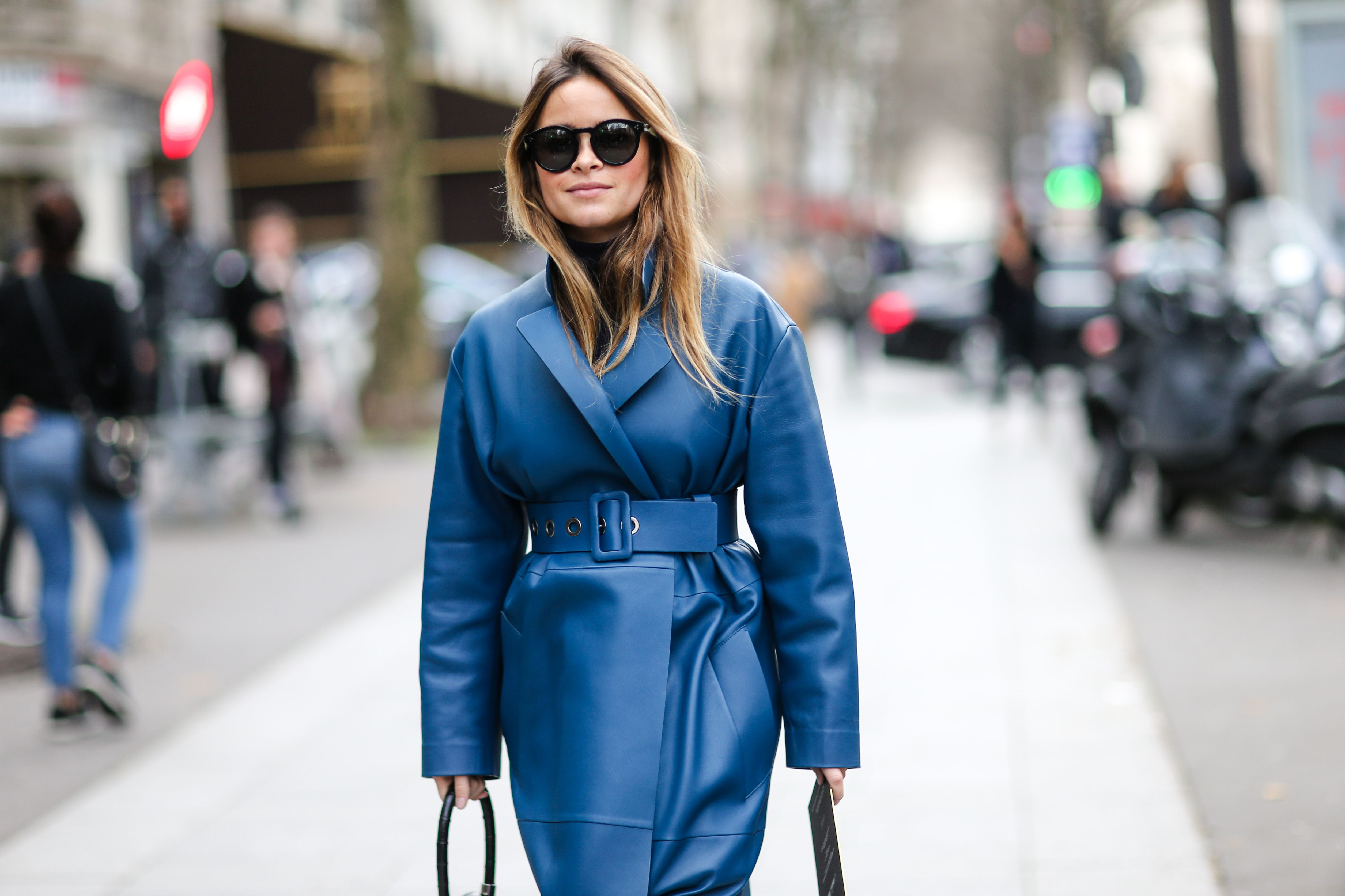 Fashion Influencer Miroslava Duma Is Being Accused Of Fixing Trump Up With Russian Politician