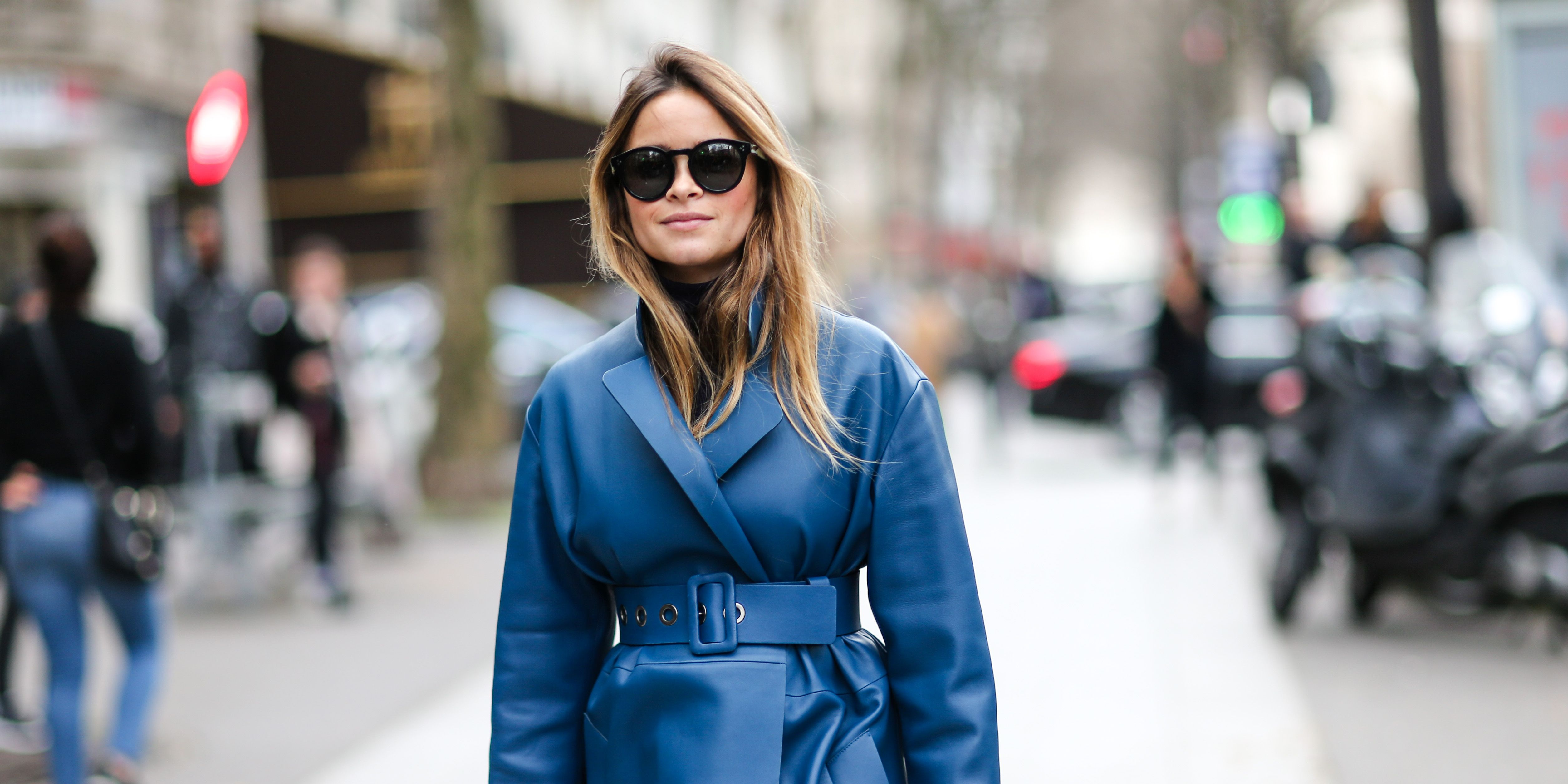 Fashion Influencer Miroslava Duma