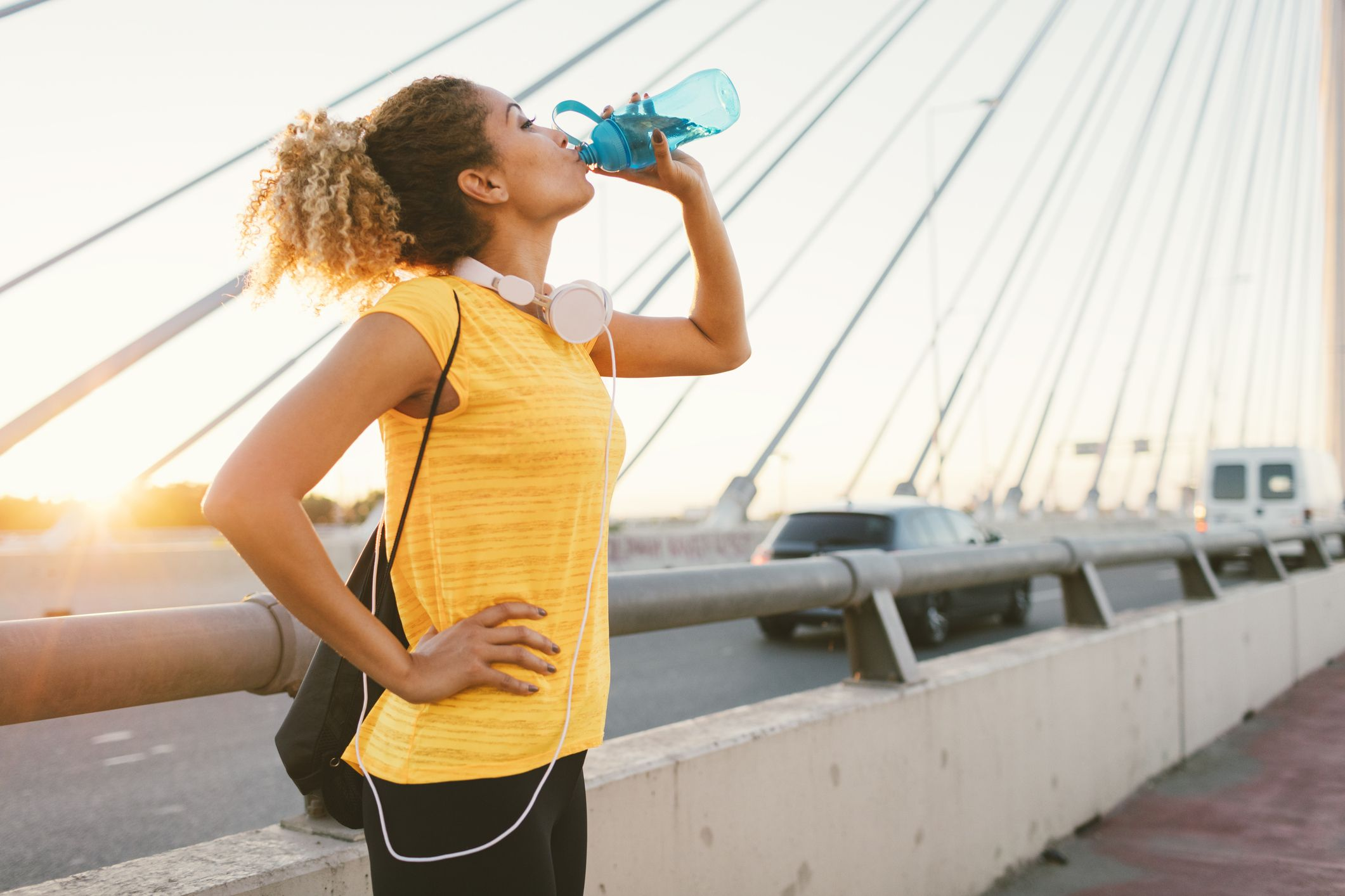 How to work out in a heatwave
