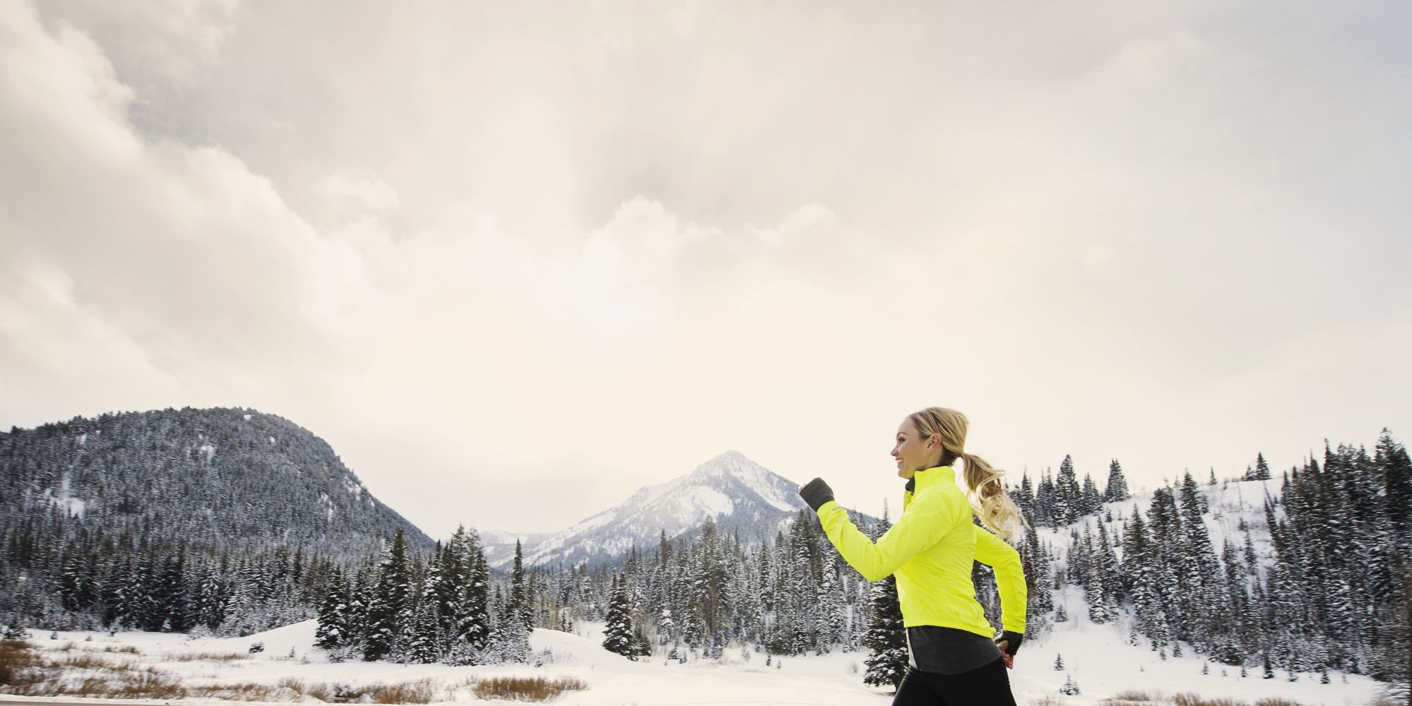 Why you struggle more doing cardio in the winter