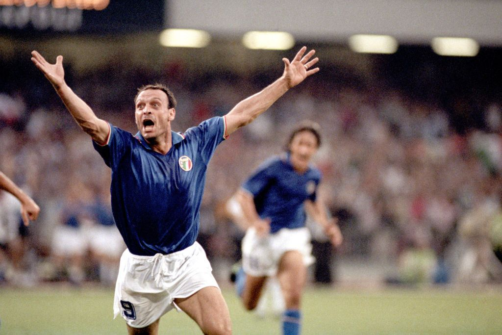 Juventus Campionato italiano di calcio Totò Schillaci