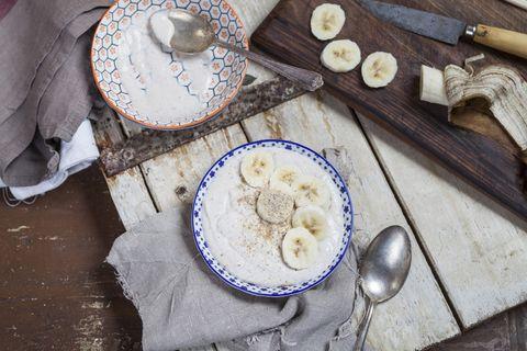 queso fresco batido, el alimento ideal, y más versátil, para deportistas