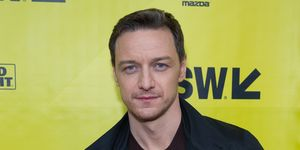 James McAvoy does not look like this anymore