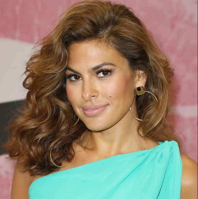 eva mendes is seen celebrating the new york  company store opening