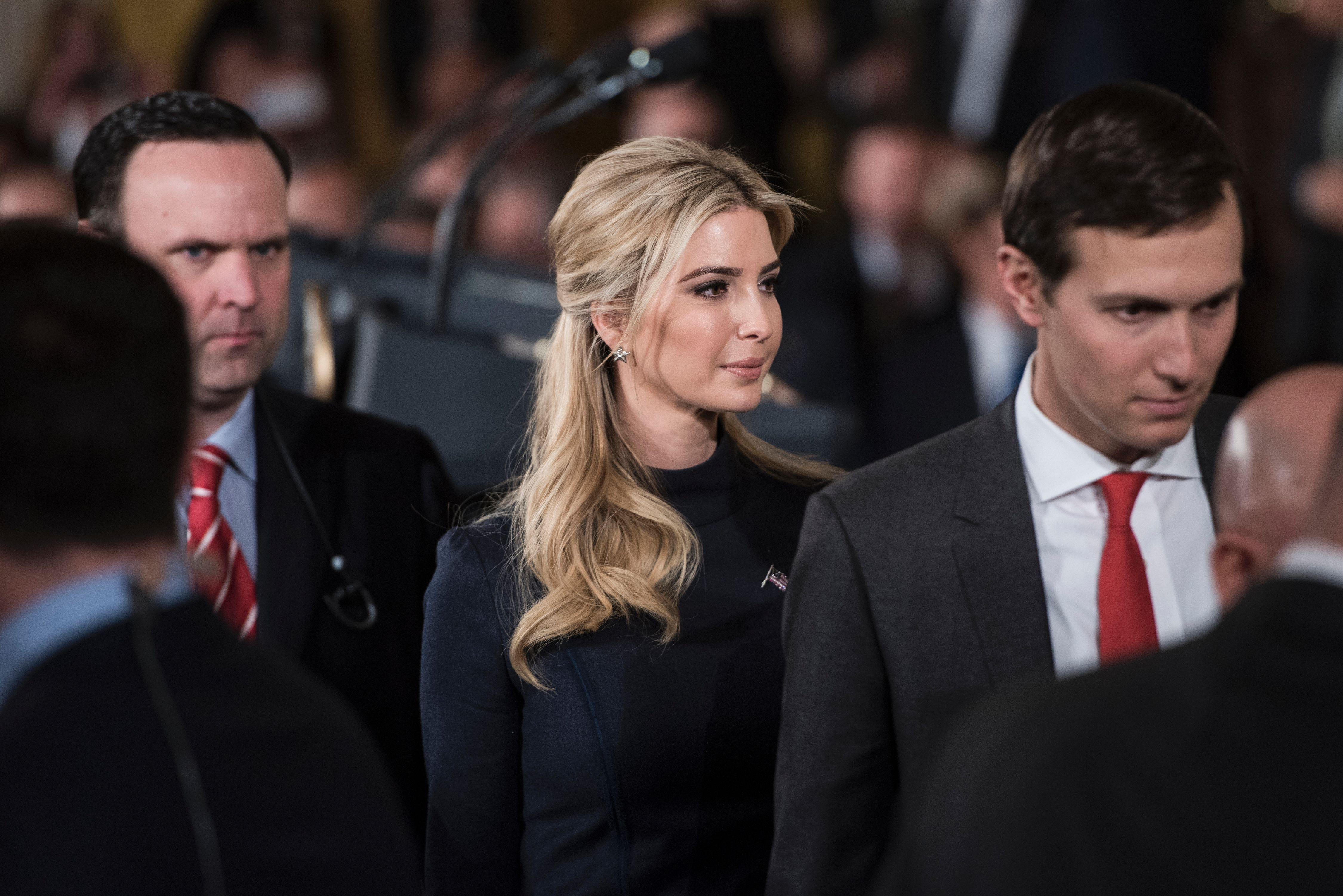 UPDATED] Ivanka Trump Now Has an Office in the West Wing