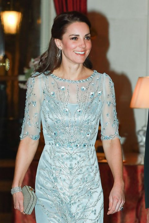 Kate Middleton Is Straight Up Channeling Princess Elsa in This ...
