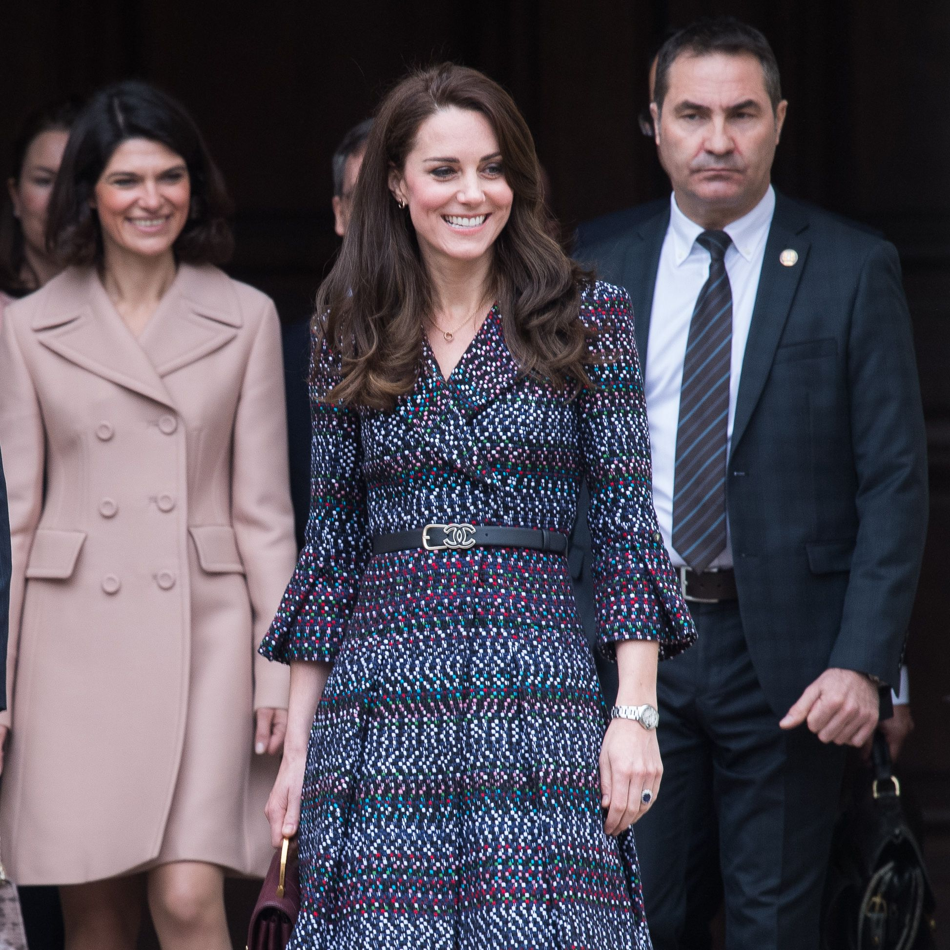 Kate Visits Paris