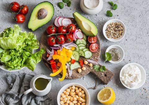 Food, Natural foods, Cuisine, Dish, Ingredient, Superfood, Food group, Vegetable, Meal, Vegan nutrition,