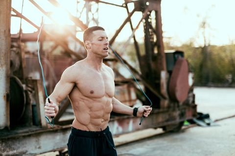 HIIT Workouts Burn Even More Fat When You Add a Jump Rope