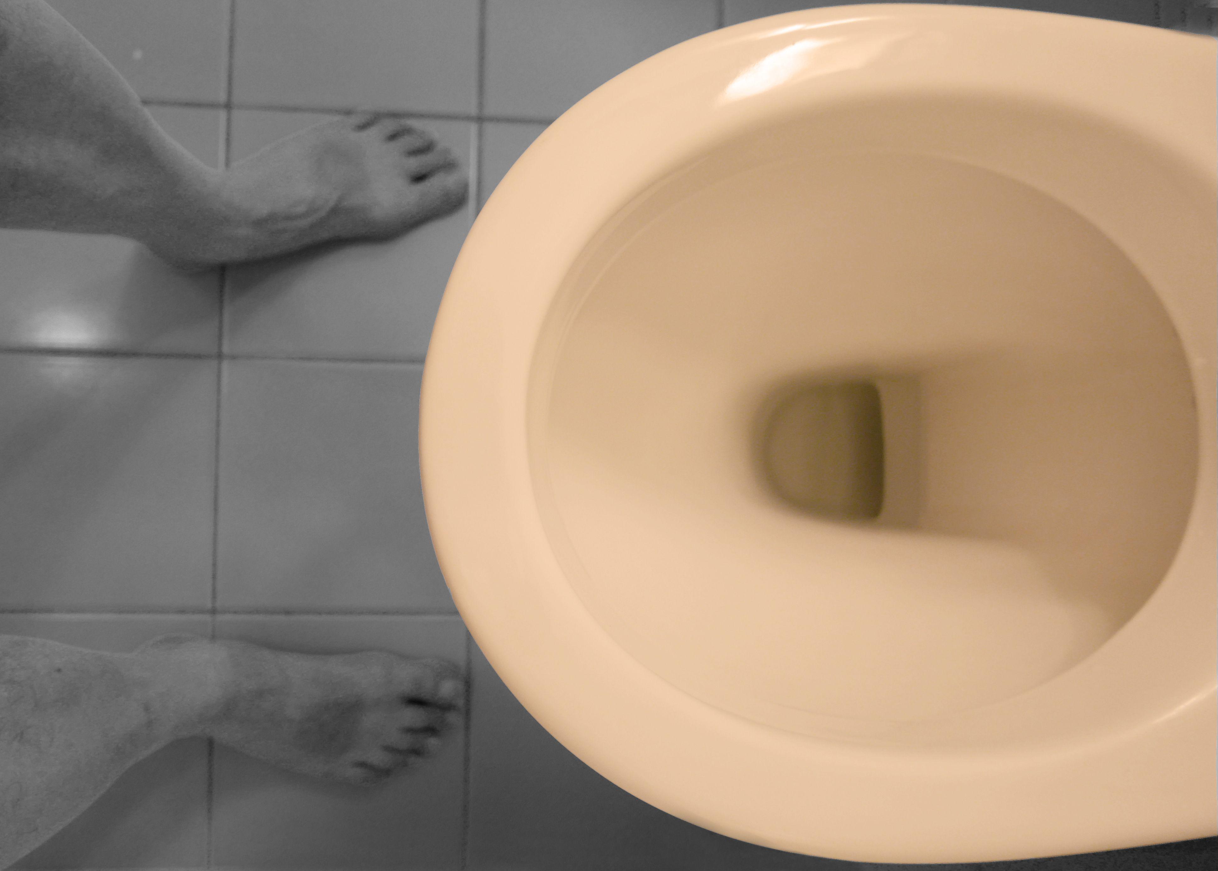 New Toilet Coating Repels Crap