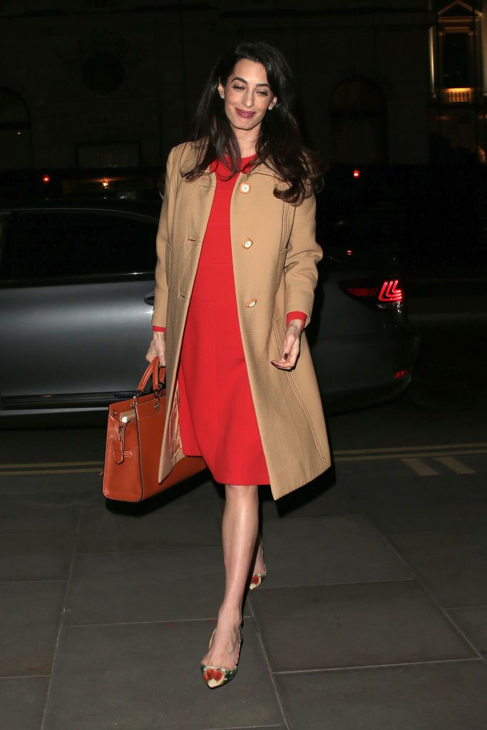 35b5b3dfc182 Amal Clooney Style - Photos of Amal Alamuddin s Best Fashion Looks