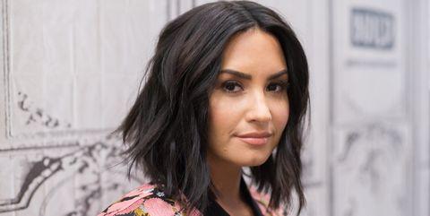 """Build Series Presents Demi Lovato & Joe Manganiello Discussing """"Smurfs: The Lost Village"""""""