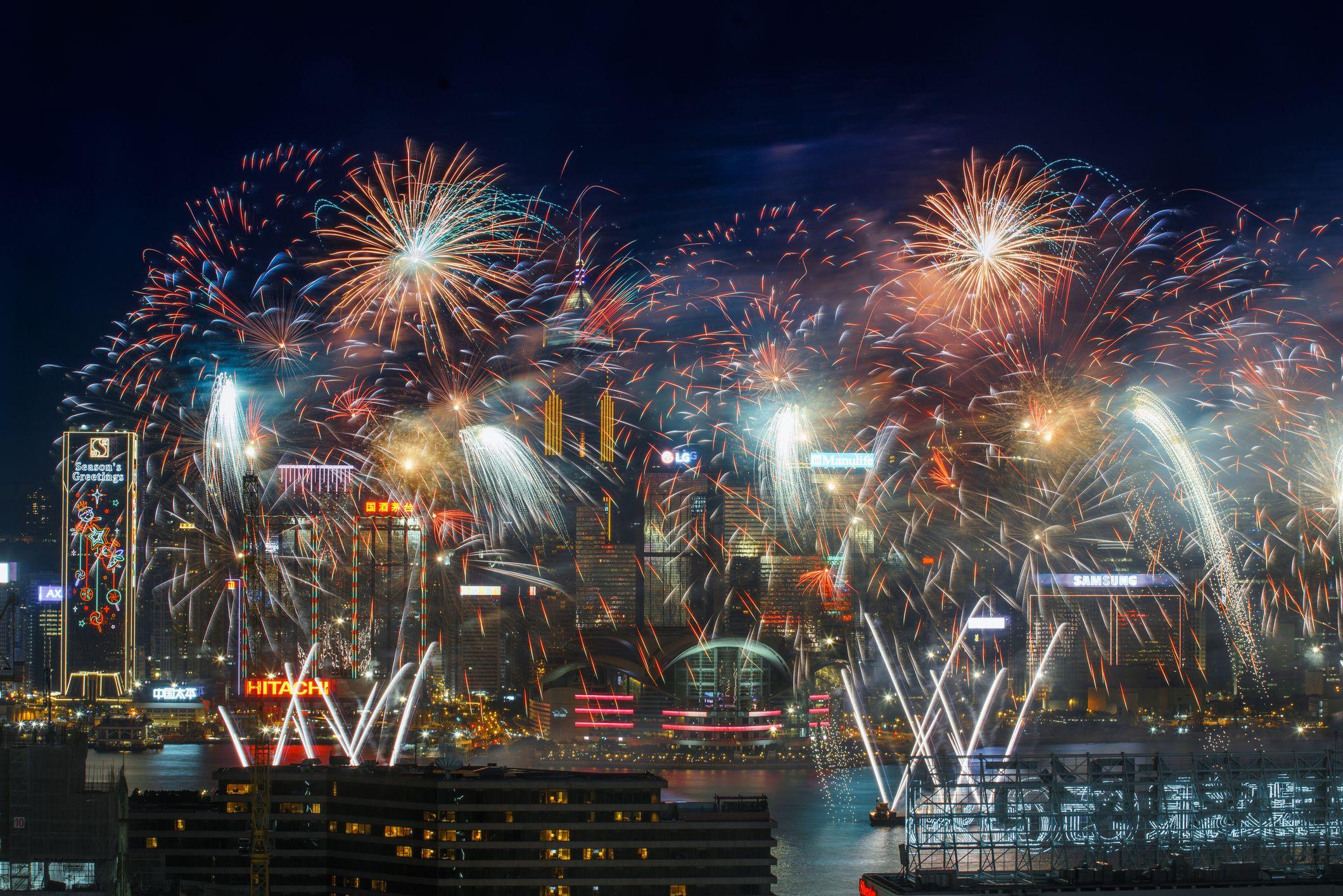 hong kong new years