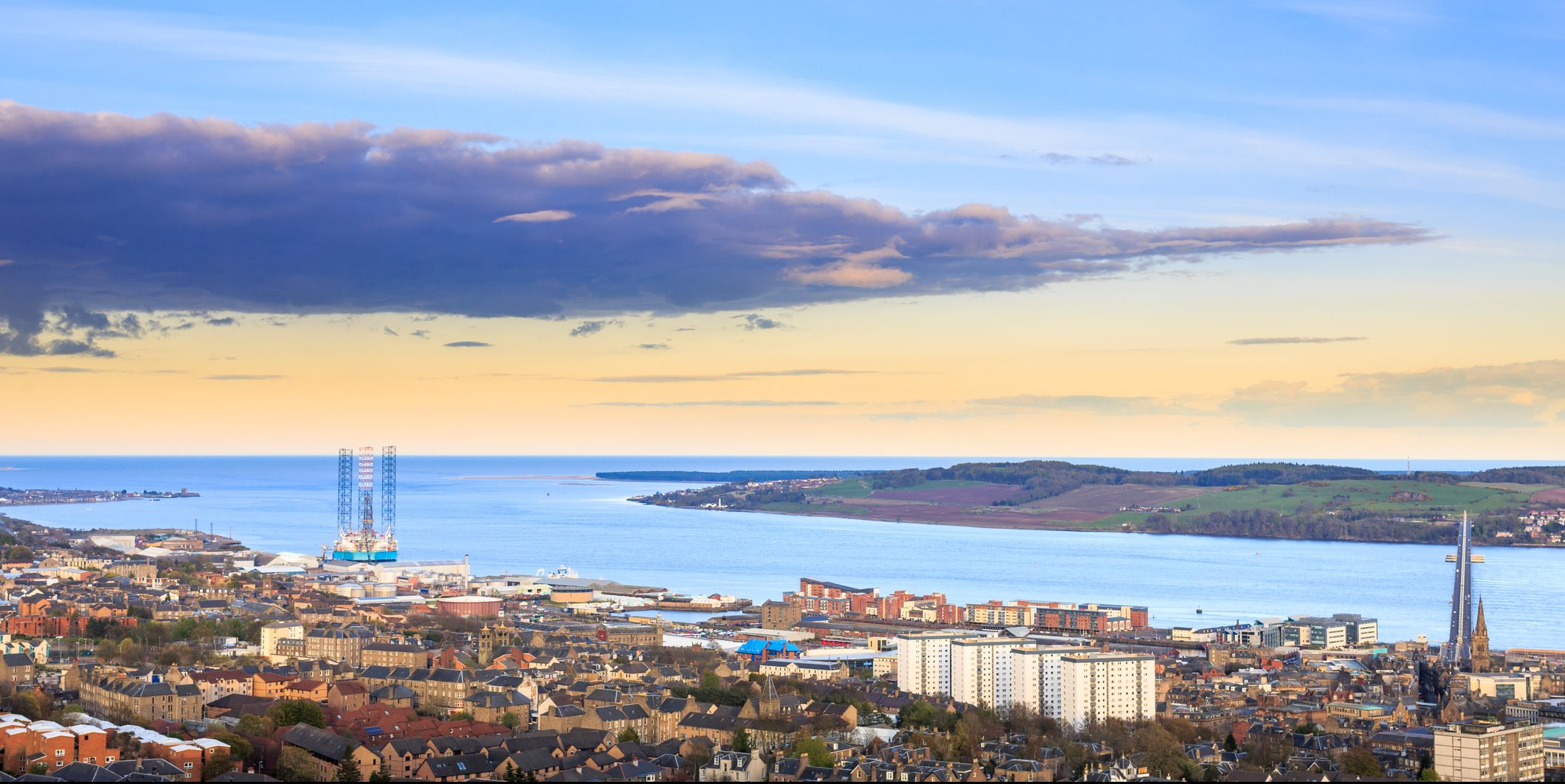 Dundee best European destinations Lonely Planet
