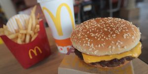 The big change McDonald's are making to their burgers