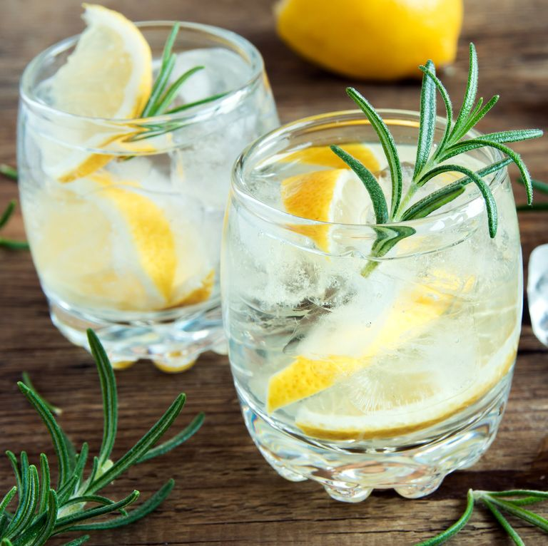 vodka citron calories