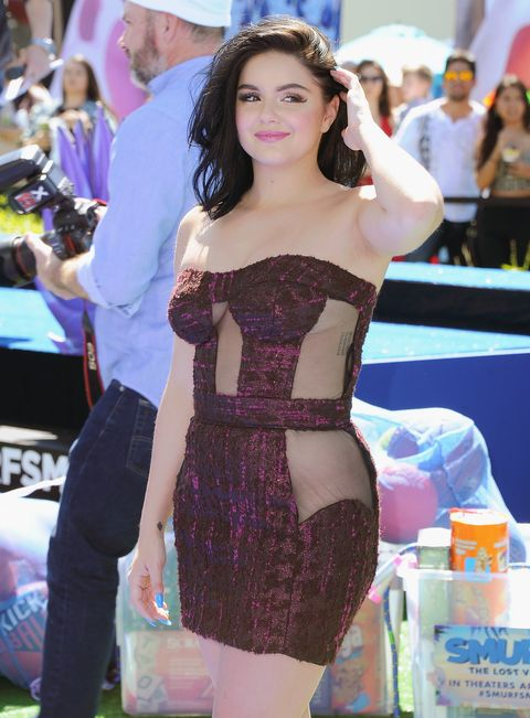 21 Times Ariel Winter Wore Nearly Naked Hot Outfits And Shut Down