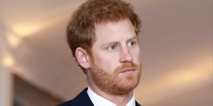 Prince Harry Attends The Landmine Free World 2025 Reception On International Mine Awareness Day