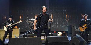 Pearl Jam Eddi Vedder