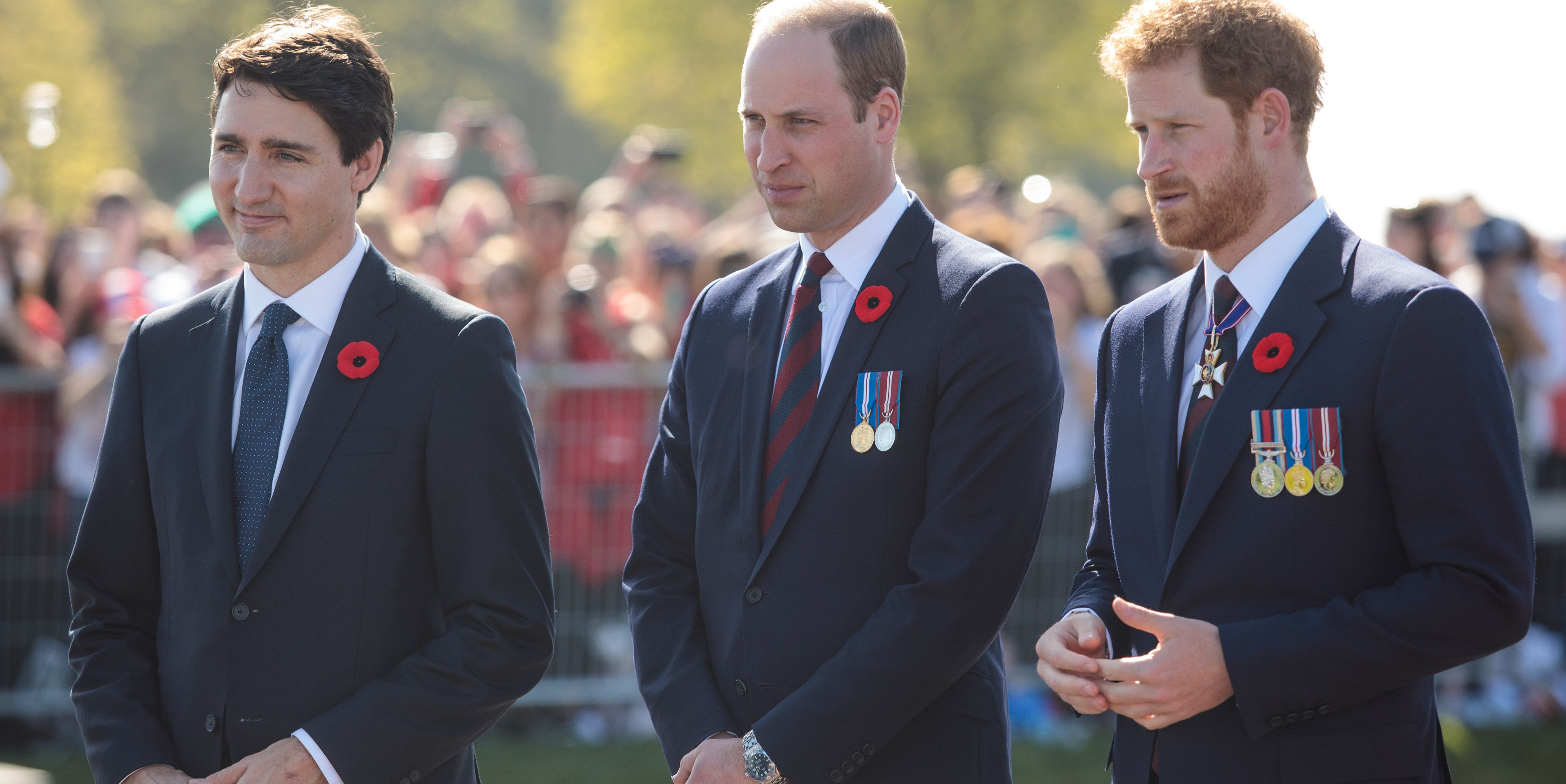 how to wear the poppy remembrance day