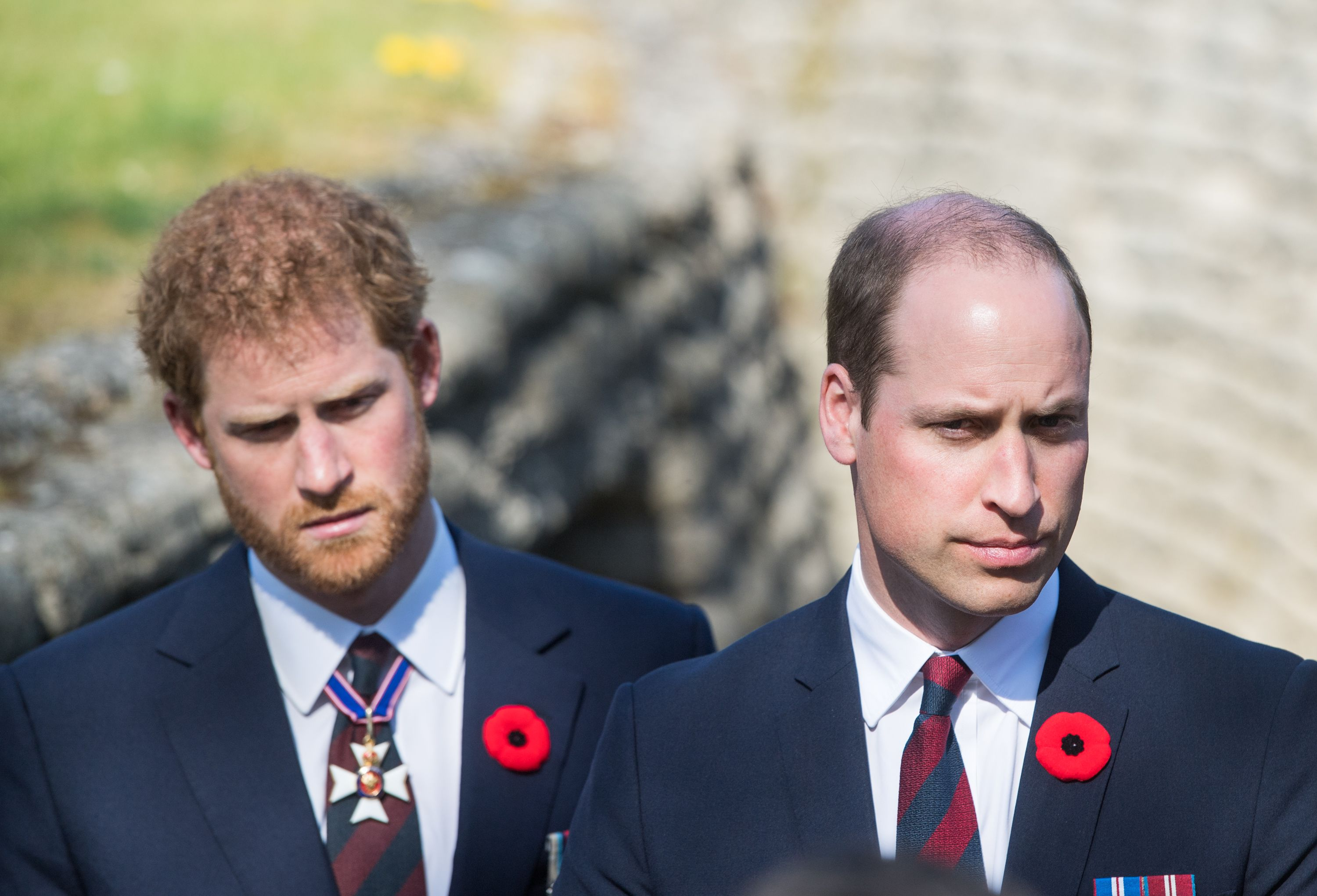 prince william and prince harry feud timeline royal rift explained prince william and prince harry feud