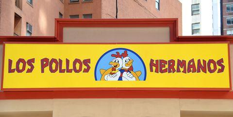 Better Call Saul, Los Pollos Hermanos Pop Up Restaurant With Michael McKean