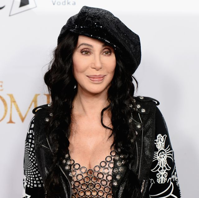 hollywood, ca   april 12  cher arrives to the los angeles premiere of the promise at tcl chinese theatre on april 12, 2017 in hollywood, california  photo by tara ziembagetty images
