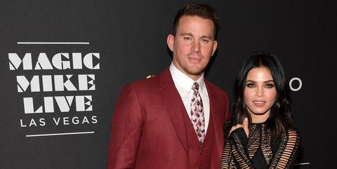 Jenna Dewan Tatum and Channing Tatum Tease a Step Up Reunion at ...