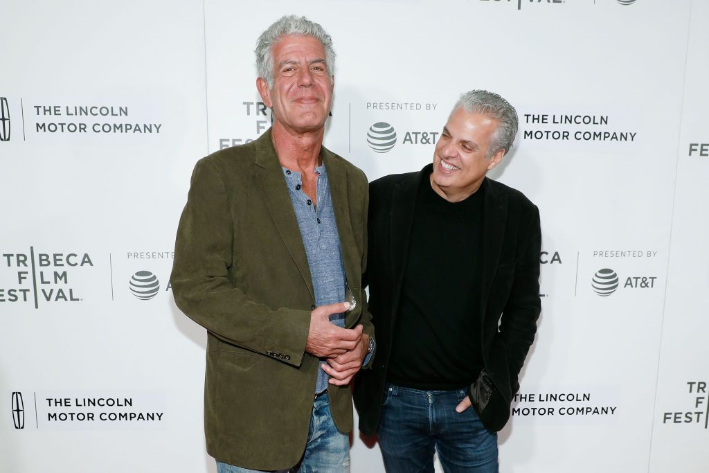Celebrities Are Reacting To The Tragic Death Of Chef Anthony Bourdain