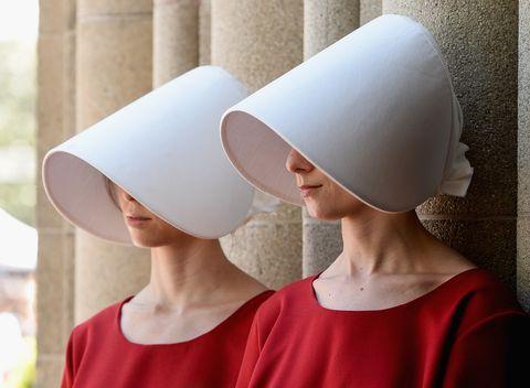 White, Clothing, Headgear, Hat, Fashion accessory, Ear, Cap,