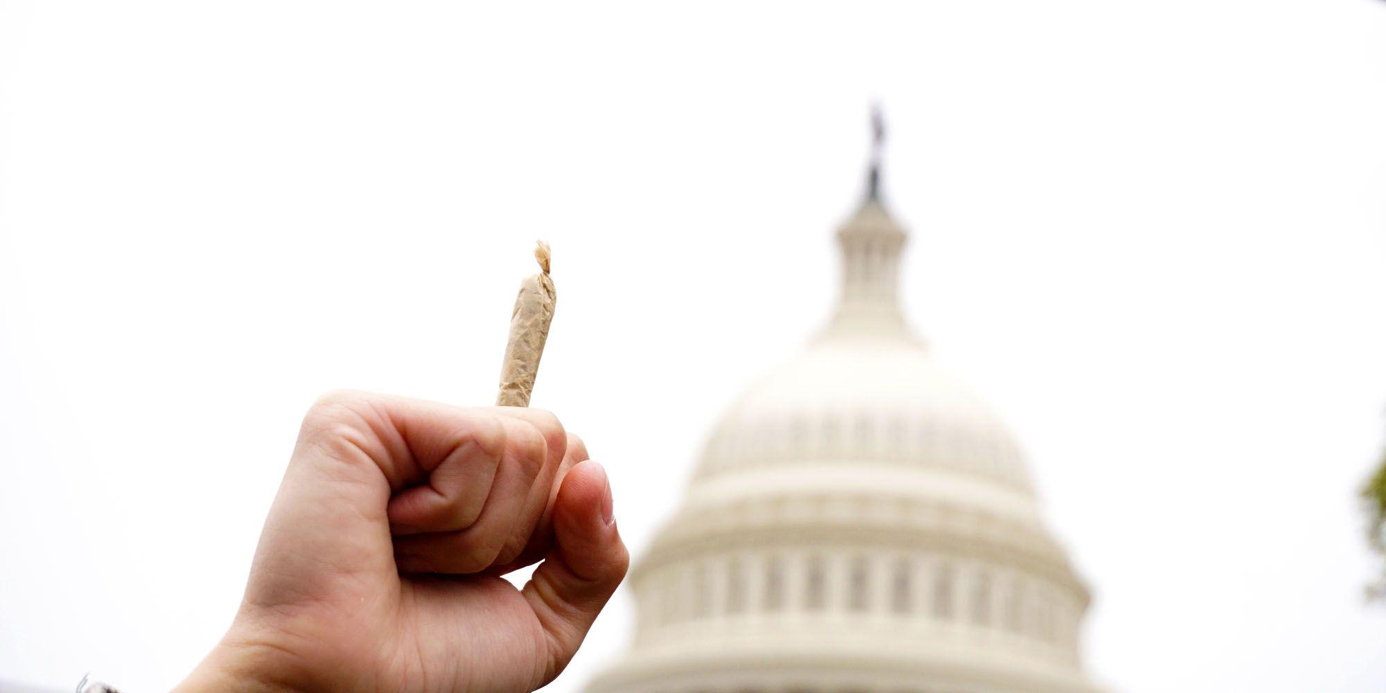 US-POLITICS-MARIJUANA