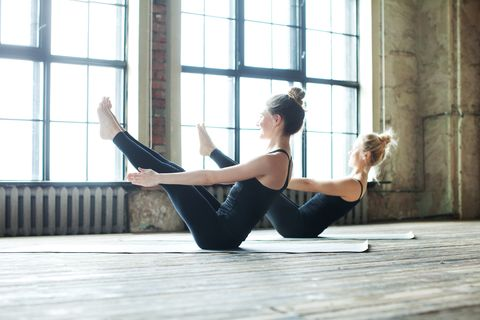 clase yoga experiencia