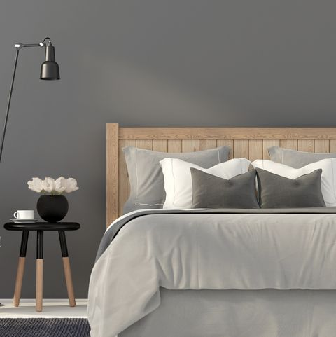 Painting Your Bedroom Walls Grey Could Stop You From Sleeping