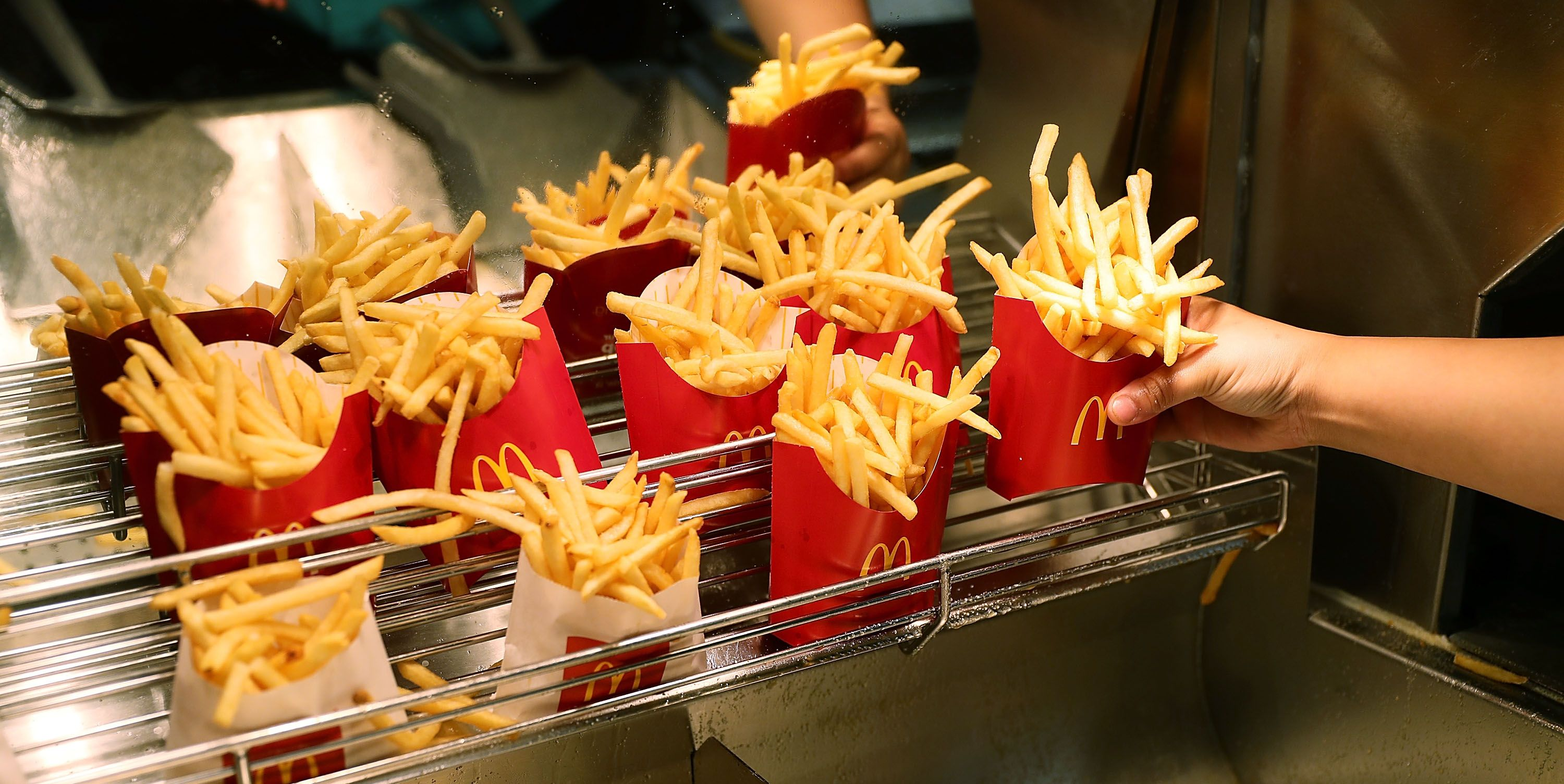 Why McDonald's changed their chips recipe