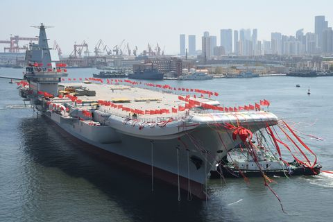 China's Next Aircraft Carrier Will Be a Massive Leap Forward