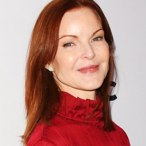 Marcia Cross Links Her Anal Cancer to Husband's Throat Cancer