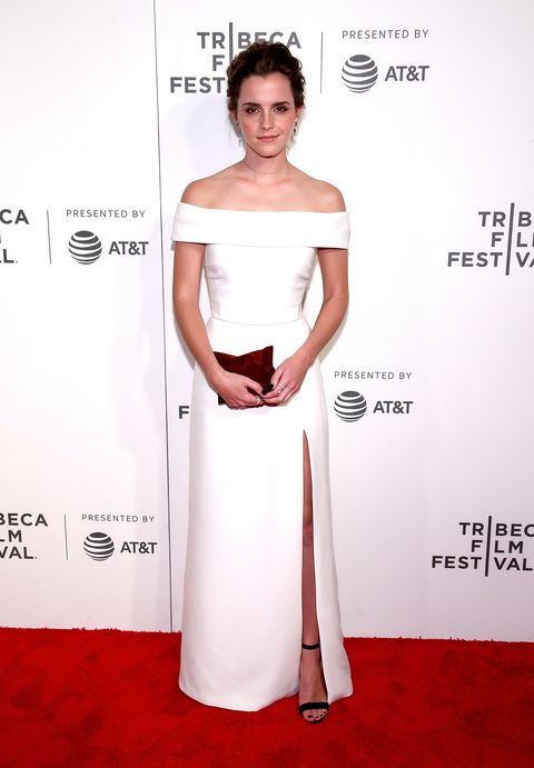 Emma Watson at the Tribeca Film Festival