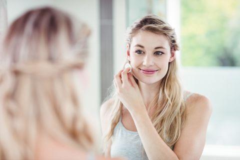 Hair, Face, Blond, Skin, Photograph, Hairstyle, Beauty, Long hair, Eyebrow, Shoulder,