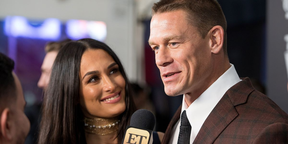 John Cena Willing To Have Surgery To Give Nikki Bella A Child - John Cena Nikki Bella -9782