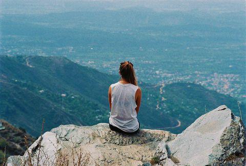 10 lecciones que puedes aprender de ti mismo si viajas solo