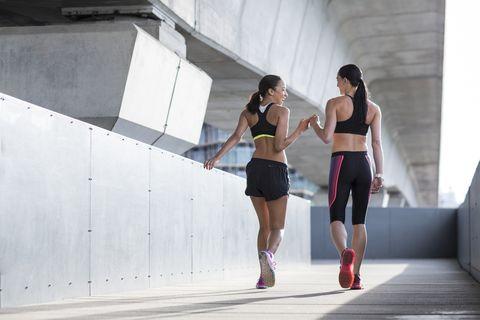 camminata sportiva