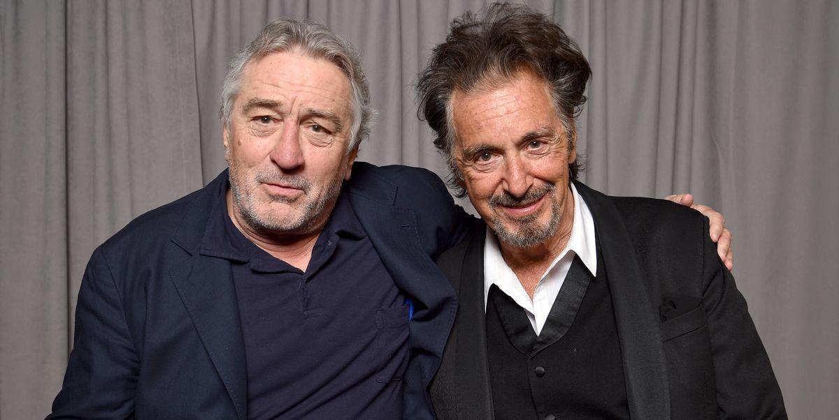 Robert De Niro And Al Pacino Interview | 'The Irishman' and Scorsese - esquire.com