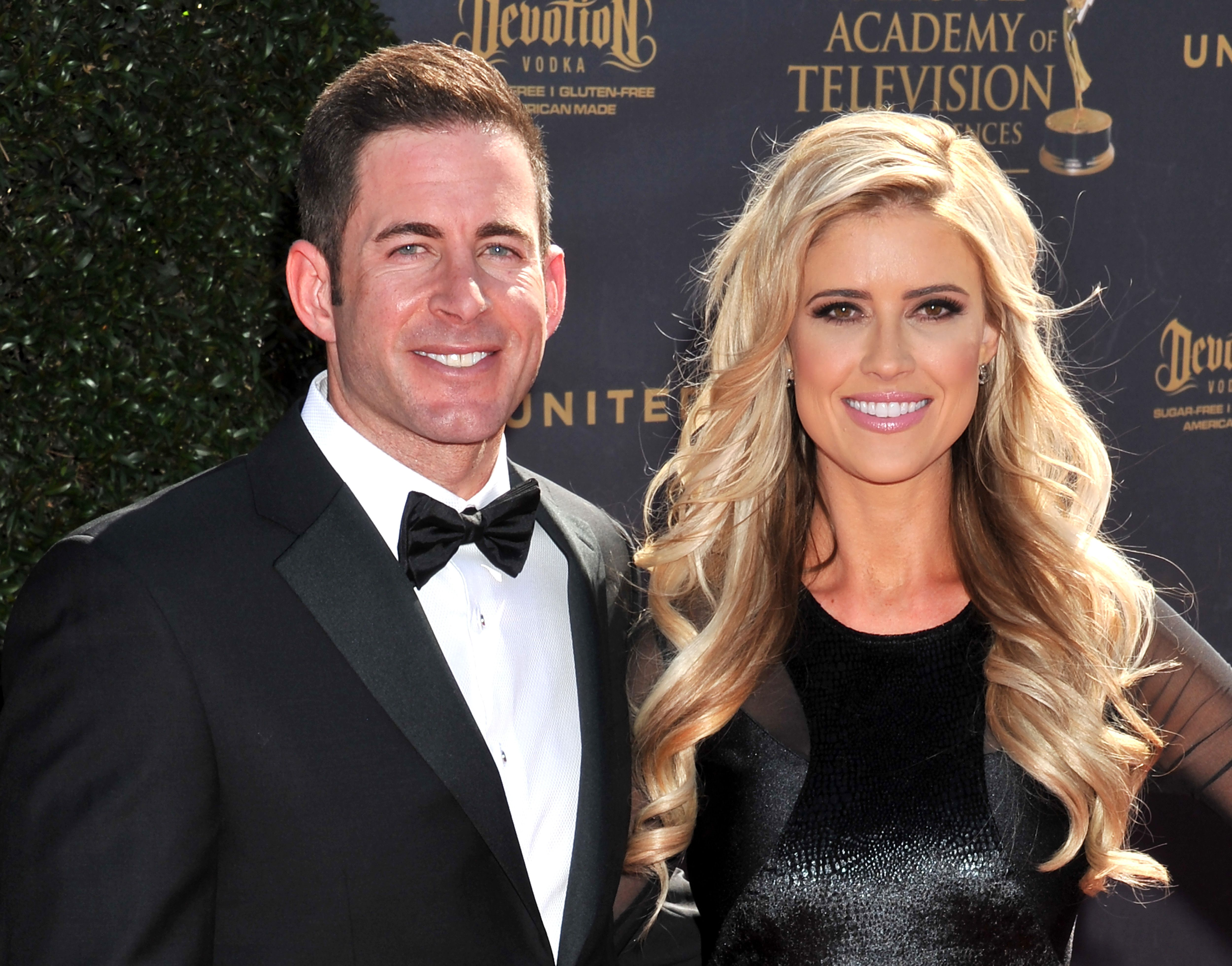 ce84326aea6aeb People Had a Lot to Say About Christina and Tarek El Moussa s Return to   Flip or Flop