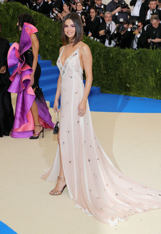Selena Gomez Butterfly Dress