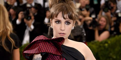 6d269b3b5173 Lena Dunham Speaks Out Following Fashion Brand Revolve's Controversial 'Fat  Is Not Beautiful' Jumper