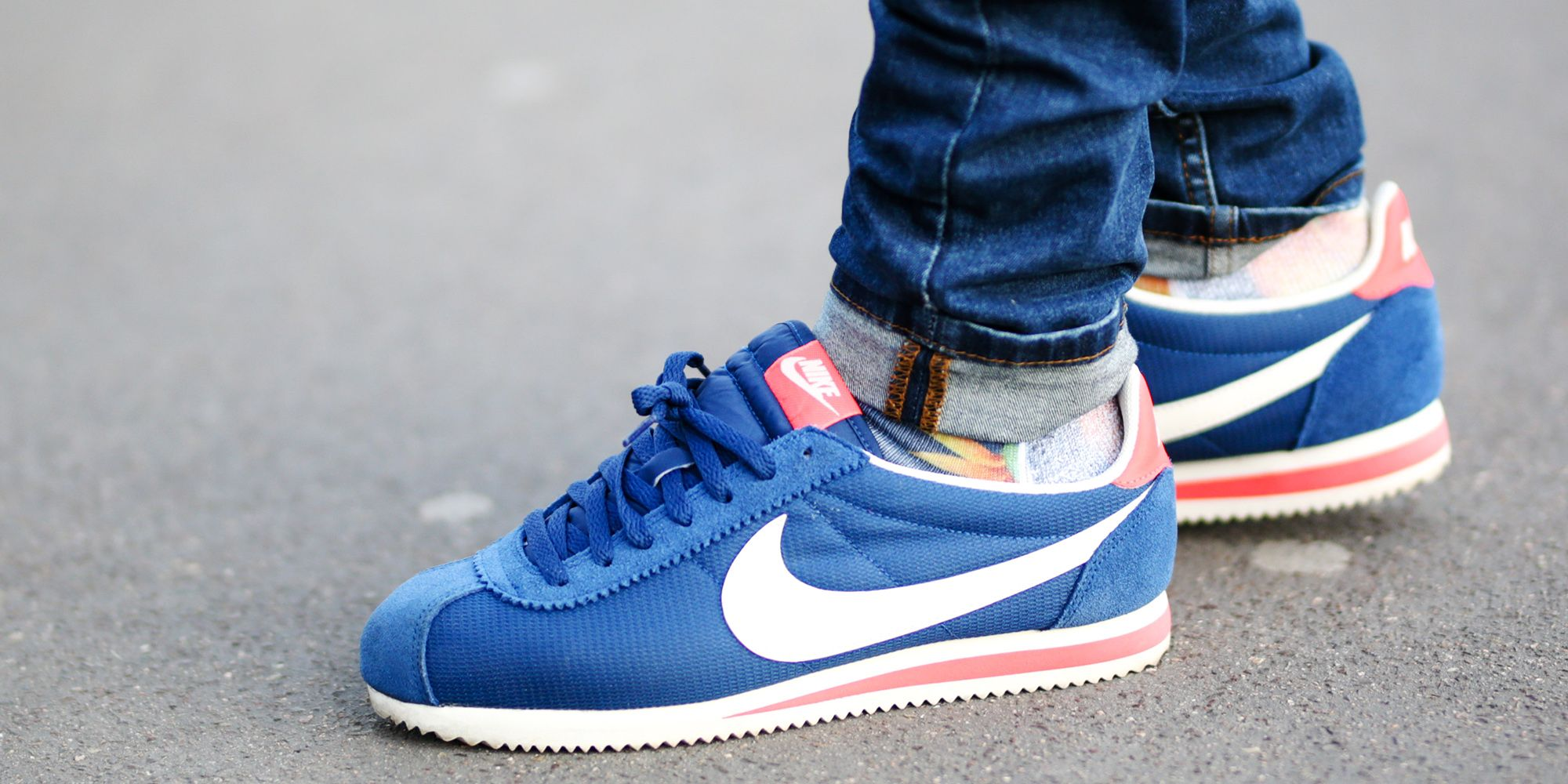 Cool Retro-Inspired Sneakers for Men