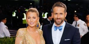 Blake Lively and Reynolds