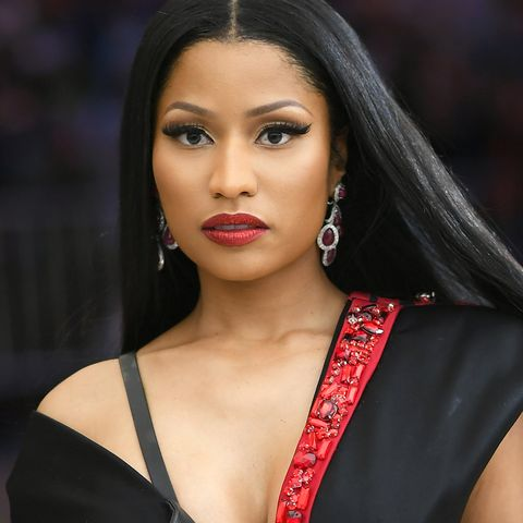 Nicki Minaj Says She Won't Post On Instagram Anymore After They Remove Likes
